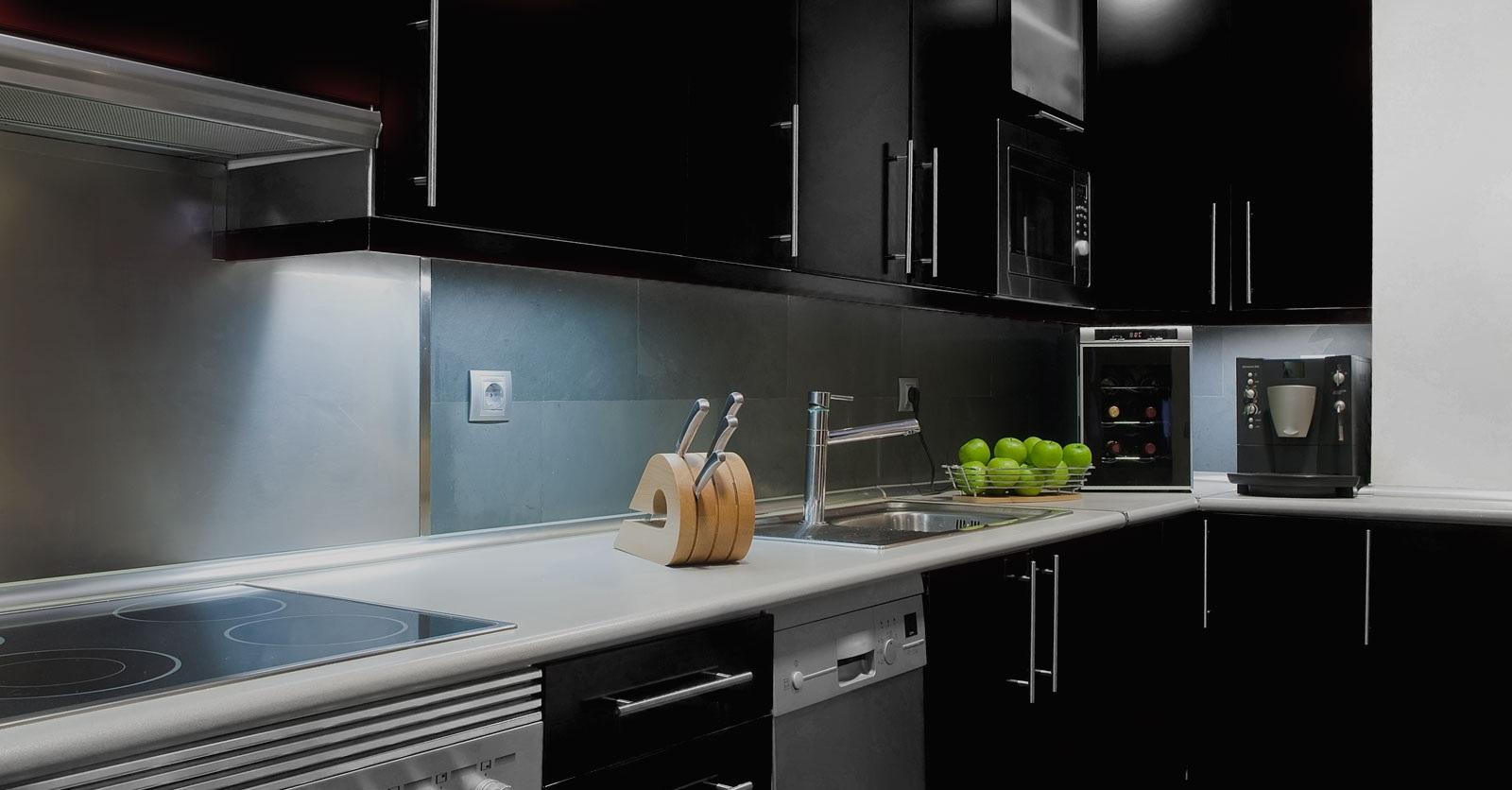 Aménager une cuisine peu espacée