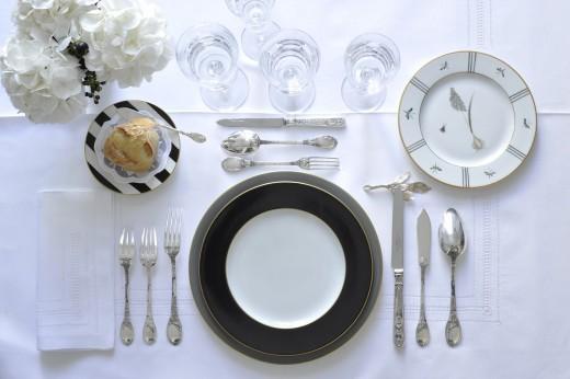 L art de la table mettre le couvert comme il faut for Couvert de table en anglais