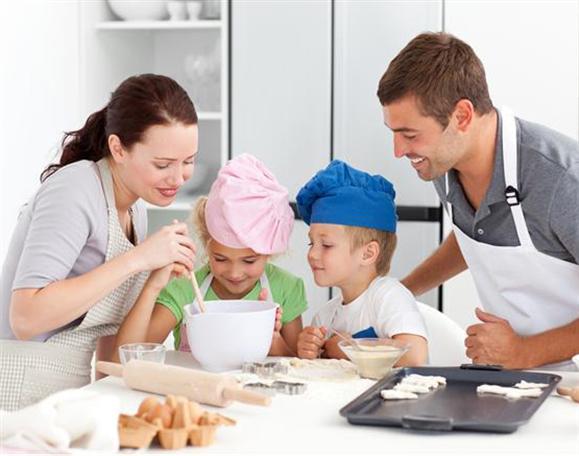Recette de biscuits à préparer avec les enfants