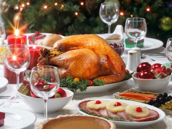 Savourer un bon menu en famille à Noël
