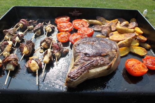 Conseils sur l clairage de la cuisine - Cuisine plancha facile ...