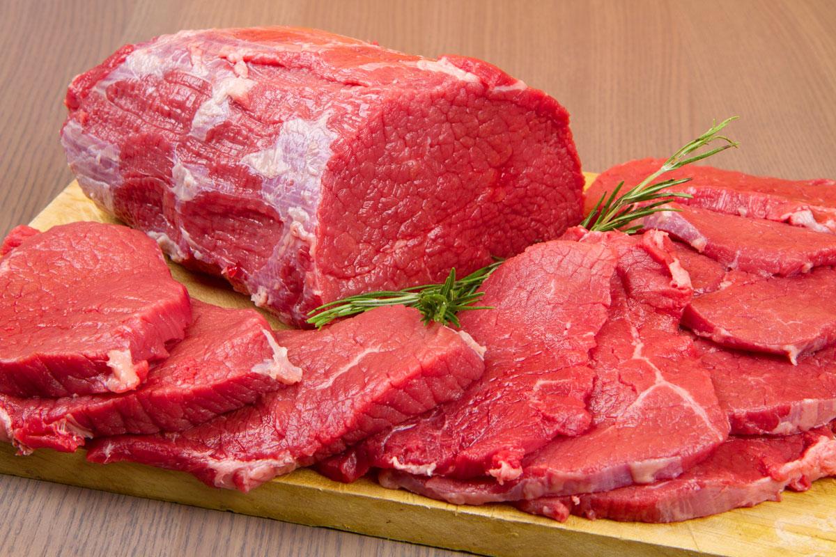 Faire sa provision de viande