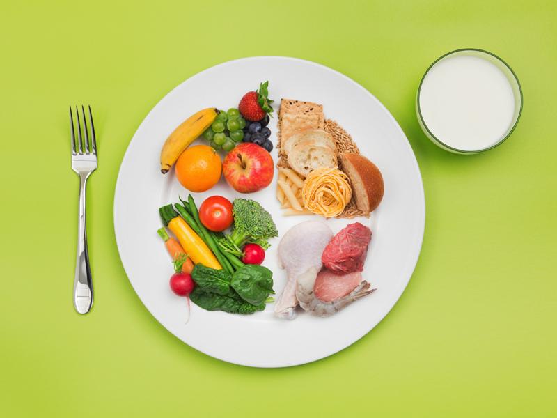 Astuces pour bénéficier d'un plat équilibré