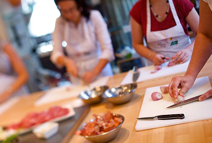 Profitez des vacances pour apprendre la cuisine