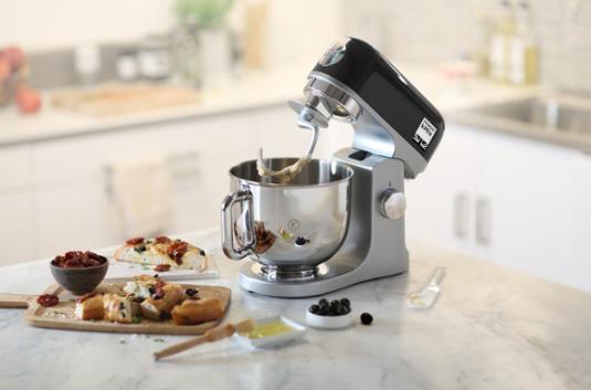 Inviter le robot pâtissier dans votre cuisine