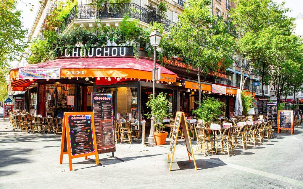 Les restaurants français chouchous des stars