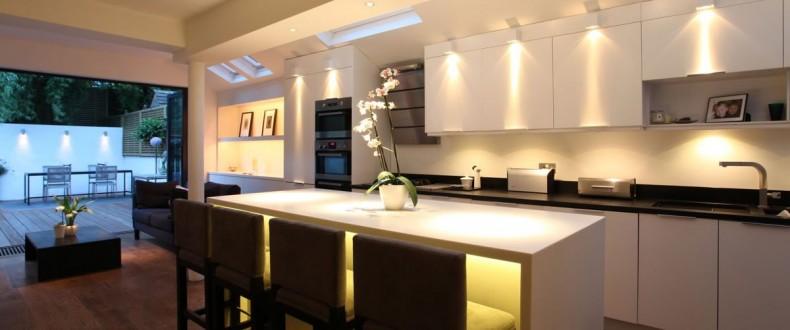 Conseils sur l'éclairage de la cuisine