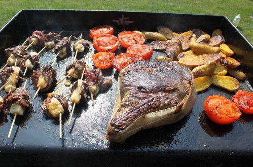 Cuisiner A La Plancha